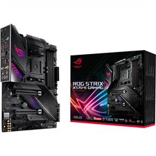 ASUS Republic of Gamers STRIX X570-E GAMING RYZEN 3 AM4 ATX Motherboard