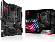 ASUS ROG Strix B550-E Gaming (Ryzen AM4) ATX Gaming Motherboard