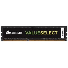 Corsair Value Select Memory — 8GB (1x8GB) DDR4 2133MHz CL15 DIMM