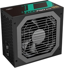 DeepCool DQ750-M-V2L 750W ATX12V / EPS12V 80 Plus Gold Certified Fully Modular Power Supply