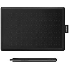 One by Wacom CTL-472-N Small Creative Pen Tablet
