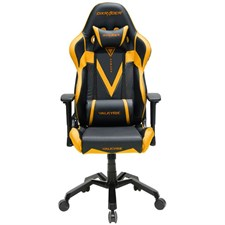 DXRacer Valkyrie Series Office And Esports Gaming Chair (Black | Yellow) GC-V03-NA-B2-49