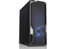 CaseCom VS93 Buster Value Series Mid Tower Case with 120MM Blue LED Fan