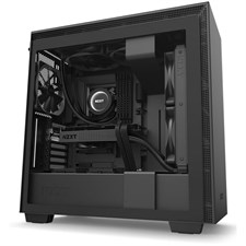 NZXT H710 Mid-Tower Case with Tempered Glass (Matte Black)