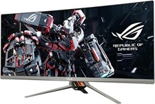 ASUS ROG Swift Curved PG348Q Gaming Monitor – 34 inch 21:9 Ultra-wide QHD (3440×1440), overclockable