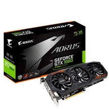 GIGABYTE AORUS GeForce® GTX 1060 6GB