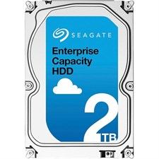Seagate Enterprise Capacity 3.5 HDD - ST2000NM0045 2TB SAS 12Gb/s Enterprise 3.5 inch 512n Internal