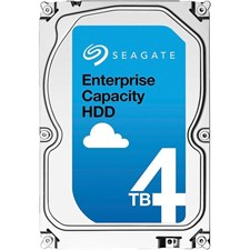 Seagate Enterprise Capacity 3.5'' 4TB 512n SAS Internal Hard Drive ST4000NM0025