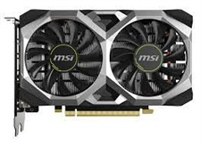 Msi GEFORCE GTX 1650 SUPER™ VENTUS XS OC Edition Graphic Card (Black Box)
