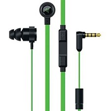 Razer Hammerhead Pro V2 - In-Ear Gaming Headphones with Mic