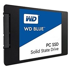 WESTERN DIGITAL WD BLUE 500GB PC SOLID STATE DRIVE SSD