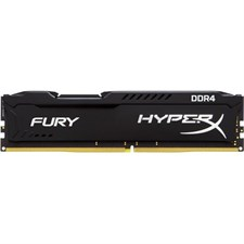 Kingston HyperX Fury 8GB (1 x 8G) DDR4 2400 Desktop Gaming Memory DIMM (288-Pin) RAM
