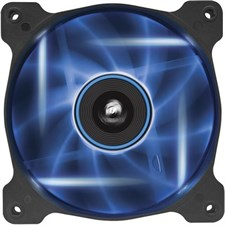 Corsair Air Series AF120 LED 120mm Quiet Edition High Airflow Fan Single Pack - Blue