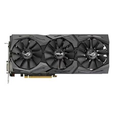 ASUS ROG GeForce GTX 1080 STRIX-GTX1080-A8G-GAMING 8GB 256-Bit GDDR5X PCI Express 3.0 HDCP Ready Vid