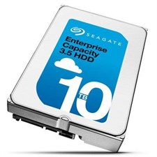 Seagate Enterprise Capacity 3.5 HDD (Helium) - 10TB, SATA 6Gb/s, 512N (ST10000NM0016)