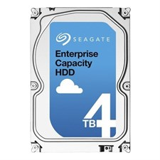 Seagate Enterprise Capacity 3.5 HDD - ST4000NM0035 - 4TB - 512n SATA