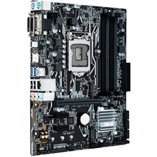 ASUS PRIME B250M-A INTEL LGA-1151 B350 DDR4 2400MHz 5X PROTECTION III LED LIGHTING mATX MOTHERBOARD