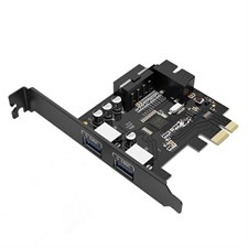 ORICO PVU3-2O2I-V1 USB3.0 2-Port PCI-E Expansion Card