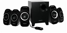 CREATIVE T6300 5.1 CHANNEL SPEAKERS