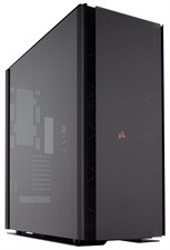 Corsair Obsidian Series 1000D Super Tower Case, Premium Tempered Glass and Aluminum Smart Case - CC-