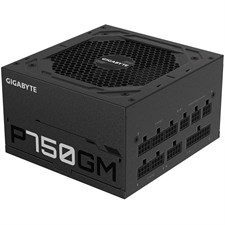 Gigabyte P750GM 750W 80 PLUS Gold Certified Fully Modular Power Supply PSU