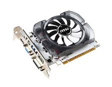 MSI GeForce GT 730 N730-2GD3V3 Graphics Card - 2GB 128-Bit