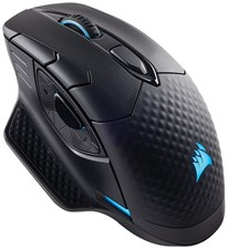 Corsair DARK CORE RGB SE Performance Wired / Wireless Gaming Mouse with Qi® Wireless Charging (AP)