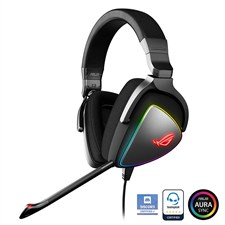 Asus ROG Delta RGB Gaming Headset With Hi-Res ESS Quad-DAC