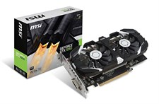 MSI GEFORCE® GTX 1050 2GT OC
