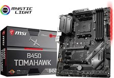 MSI B450 Tomahawk Gaming AM4 AMD Chipset Motherboard