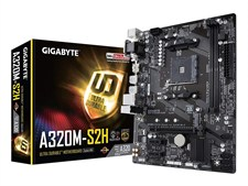 Gigabyte GA-A320M-S2H AMD Socket AM4 Motherboard