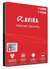 Avira Internet Security - 1 User - 1 Year