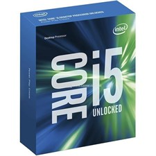 Intel Core i5-7600K Kaby Lake Unlocked Processor (6M Cache, up to 4.20 GHz)