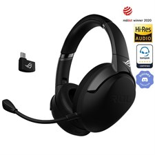 ASUS ROG Strix Go 2.4-Ghz Gaming wireless headset for PC and Console