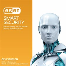 ESET Smart Security - 1 User - 1 Year - Without Media