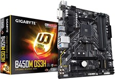 Gigabyte B450M DS3H V2 AMD Ultra Durable Motherboard