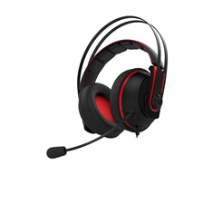 ASUS CERBERUS V2 RED 3.5mm GAMING HEADSET