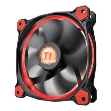 Thermaltake Riing 12C Radiator Fan (Red LED)
