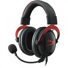 HyperX Cloud II 7.1 Channel USB Gaming Headset – Red