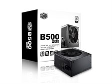 Cooler Master B500 (Ver.2) 80 Plus EU 230V Certified Power Supply
