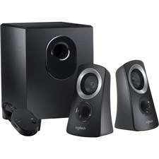 Logitech Z313 2.1 Speaker System with Subwoofer