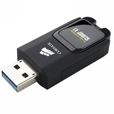 Corsair Flash Voyager® Slider X1 USB 3.0 128GB USB Drive - CMFSL3X1-128GB