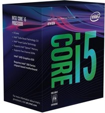 Intel i5 8400 2.8G Coffee Lake BX80684I58400 LGA1151 CPU