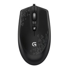 Logitech G90 Optical Ambidextrous Gaming Mouse 910-005018