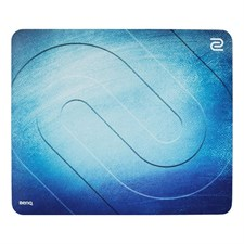 BenQ ZOWIE G-SR-SE (BLUE) Special Edition Soft Cloth Mouse Pad for Esports - Large - 9H.N0JFB.A63