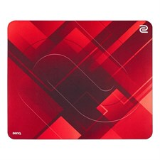 BenQ Zowie G-SR-SE (RED) Special Edition Soft Cloth Gaming Mouse Pad - Large - 9H.N0JFB.A70 | Esport