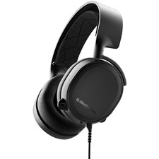 SteelSeries Arctis 3 (2019 Edition) All-Platform Wired Gaming Headset - Black - 61503 -