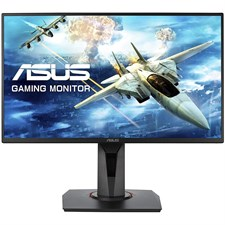 "ASUS VG258Q Gaming Monitor - 24.5"", Full HD, 1ms, 144Hz, G-SYNC Compatible, Adaptive-Sync"