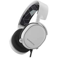 SteelSeries Arctis 3 (2019 Edition) All-Platform Wired Gaming Headset - White - 61506