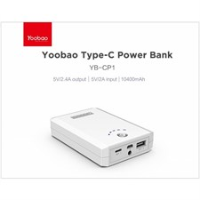 Yoobao Type-C Power Bank YB-CP1